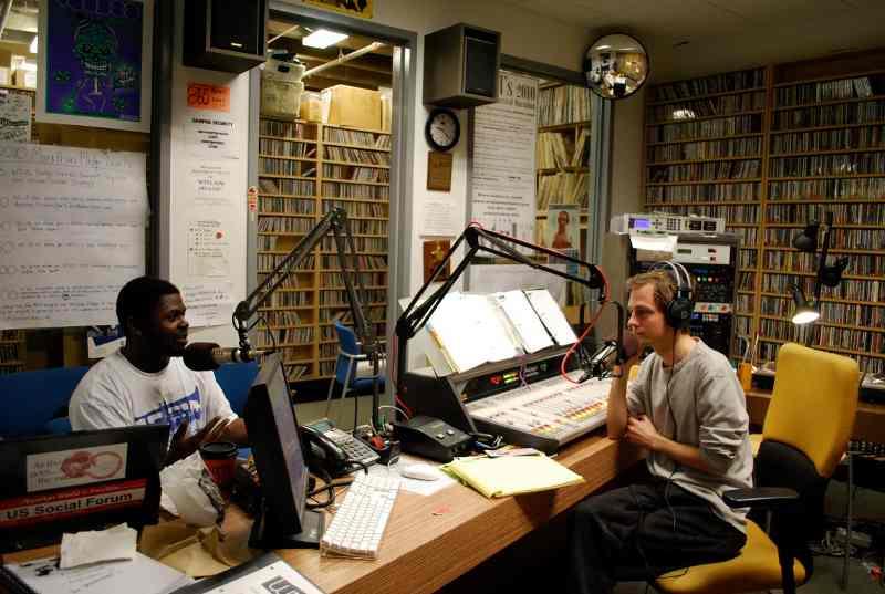 Internet Radio Station Equipment Radio Station Equipment