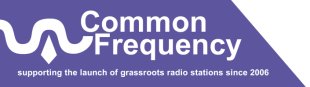 Common Frequency Logo
