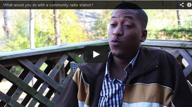 what would you do with a community radio station